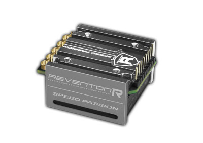 Image Of Speed Passion Reventon-R ESC - 2S - Silver