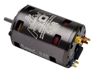 Speed Passion 1/10 Competition MMM Series 5.5R BL Motor SP000149