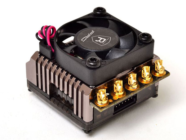 Image Of Speed Passion Reventon Pro ESC-2S - V1.1 Black