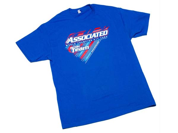 Associated AE 2015 Worlds T-Shirt - Large SP14L