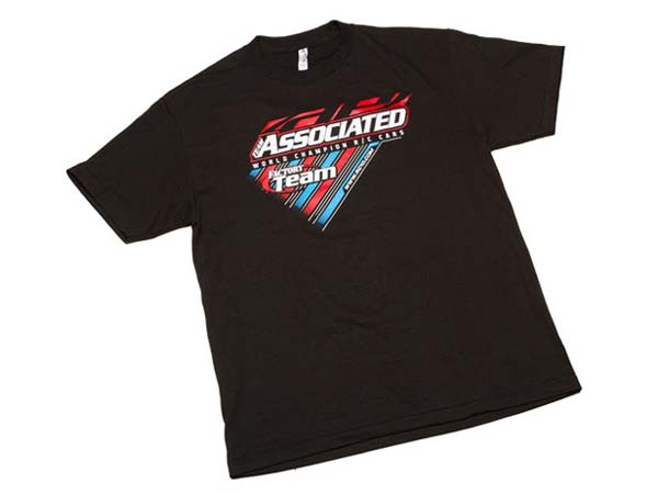 Associated AE 2015 Worlds T-Shirt Black - Large SP15L