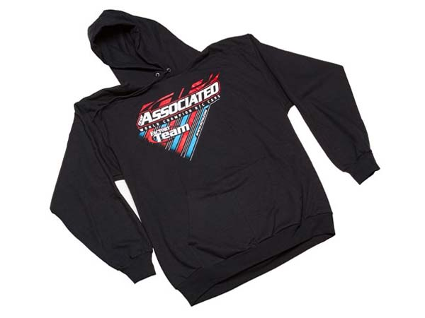 Associated AE 2015 Worlds Hoodie Black - XXX Large SP16XXXL