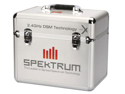 Image Of Spektrum Single Stand Up Transmitter Case