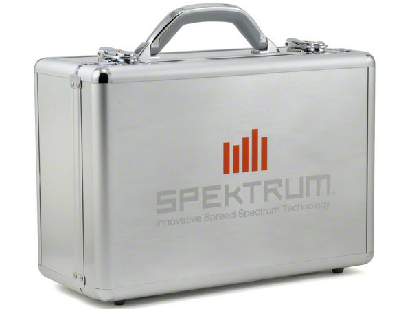 Image Of Spektrum Aluminium Surface Transmitter Case