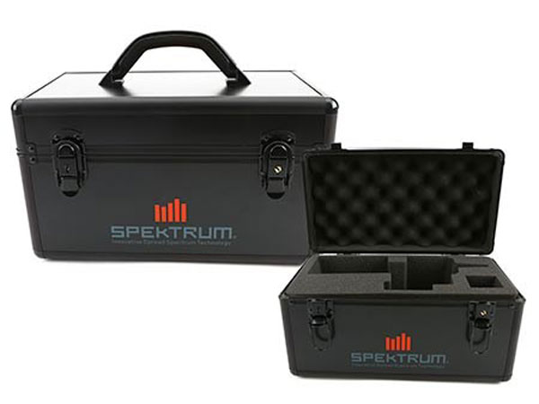 Image Of Spektrum DSMR Aluminium Surface Transmitter Case