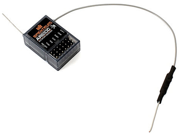 Image Of Spektrum AR610C 6-CH DSMX Sport Aircraft Coated Receiver