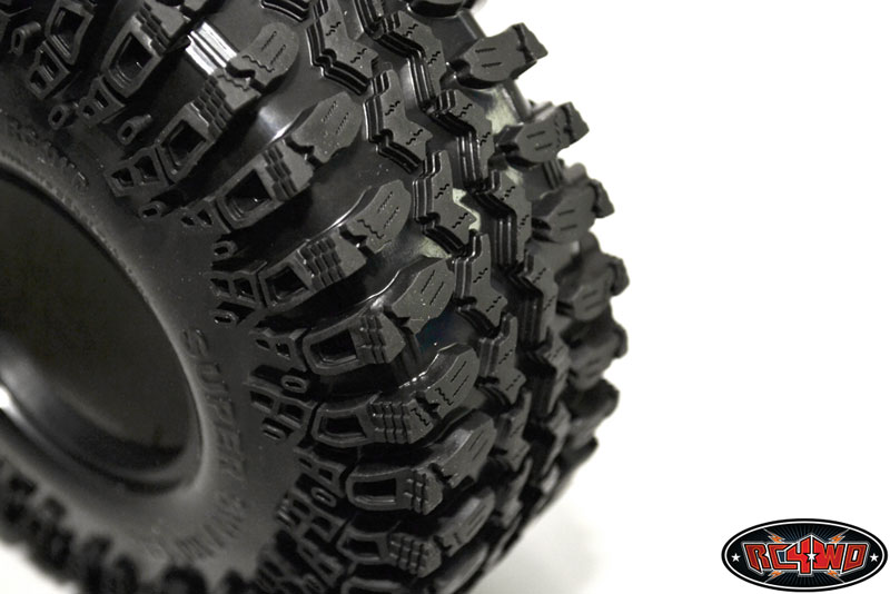 RC4WD ZT0079 Interco IROK 2.2 Super Swamper Scale Tires (2) Z-T0079