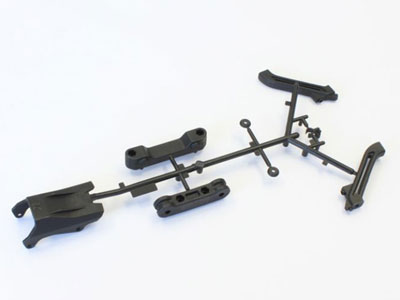 kyosho rear lower suspension holder scorpion xxl sx054. Black Bedroom Furniture Sets. Home Design Ideas