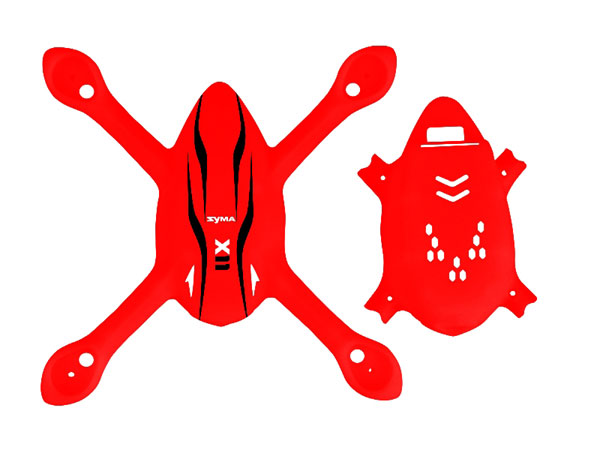 Syma X11C Main Body Set - Red SYSX11C-01A