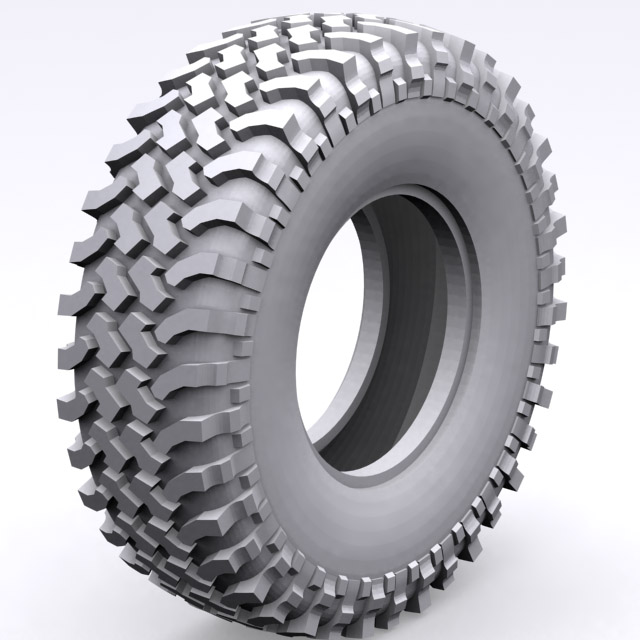 RC4WD ZT0051 Mud Thrashers 1.9 Scale Tires Z-T0051