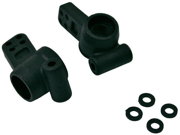 Team C Rear Hub Carriers (2) 2wd T02124