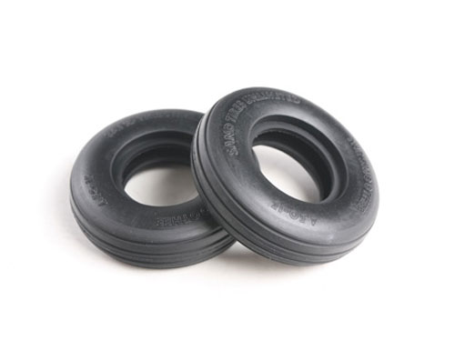 Image Of Tamiya Smoothie Front Tyre - Grasshopper