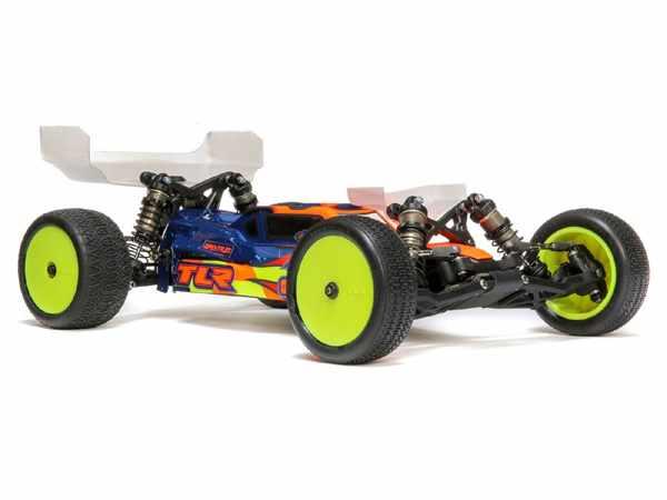 Team Losi Racing 1/10 22 5 0 2WD Buggy AC Race Kit, Astro/Carpet