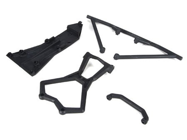 Team Losi Racing 22SCT Front Bumper Set TLR1115
