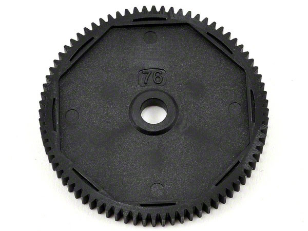 Team Losi Racing 22 (All) HDS 76 Tooth 48DP Kevlar Spur Gear TLR232009