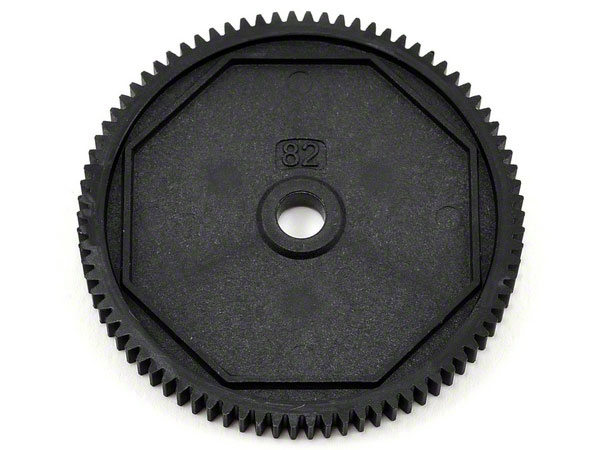 Team Losi Racing 22 (All) HDS 82 Tooth 48DP Kevlar Spur Gear TLR232011