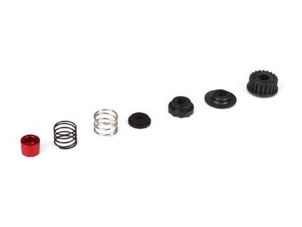 Team Losi Racing 22-4 One-Way/Clicker Set TLR232023