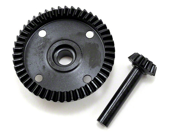 Team Losi Racing 8ightT 3.0 Front Ring Gear & Pinion Set TLR242011