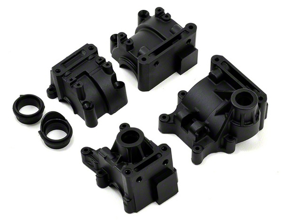 Team Losi Racing 8ight All Front/Rear Gear Box Set LOSA4450 TLR242013