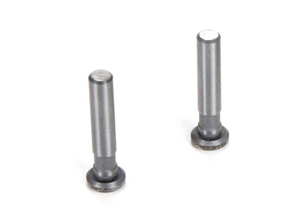 Team Losi Racing Hinge Pins 4 x 21mm TiCN (2): 8IGHT 4.0 TLR244027