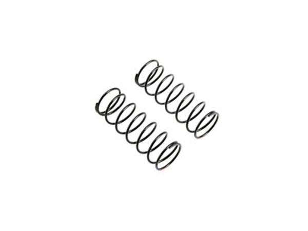 Team Losi Racing Front Spring 9.1 lb Rate Red: 5IVE B TLR253003