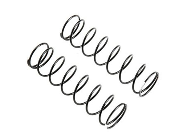 Team Losi Racing Rear Spring 6.7 lb Rate White: 5IVE B TLR253008