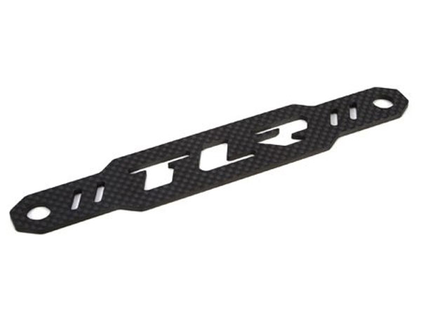 Team Losi Racing SCTE 2.0 Carbon Battery Strap TLR331006