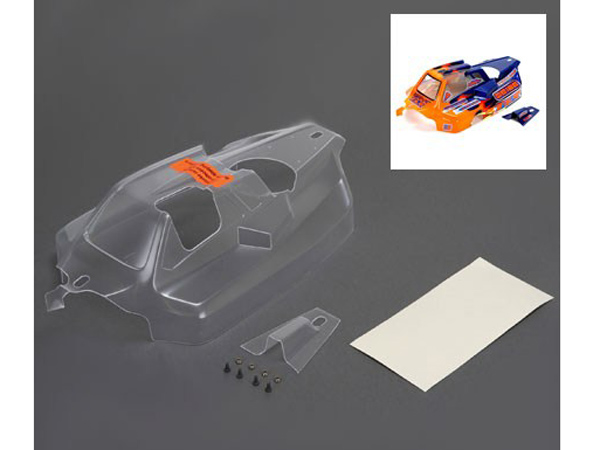 Team Losi Racing 8ight 3.0 Cab Forward Body TLR340001