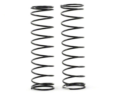 Team Losi Racing 12mm Rear Shock Spring 1.8 Rate (White) (2) TLR5166