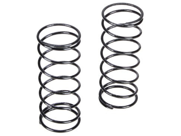 Team Losi Racing 22 Truck Front Shock Spring 4.1 Rate Black TLR5184