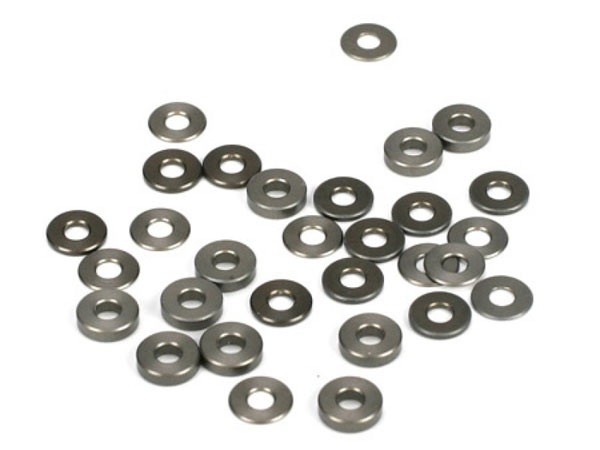 Team Losi Racing 22 Aluminium Ballstud and Hub Spacer Set TLR6019
