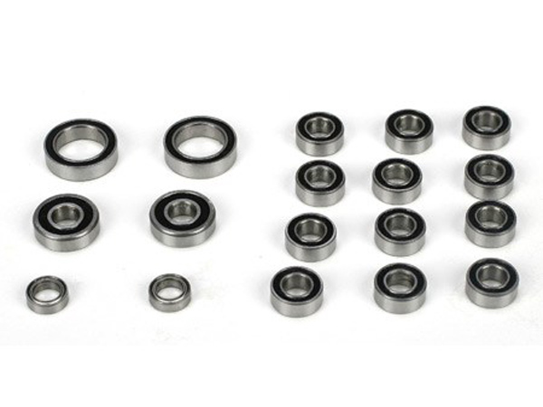 Image Of Team Losi Racing 22 Bearing Kit