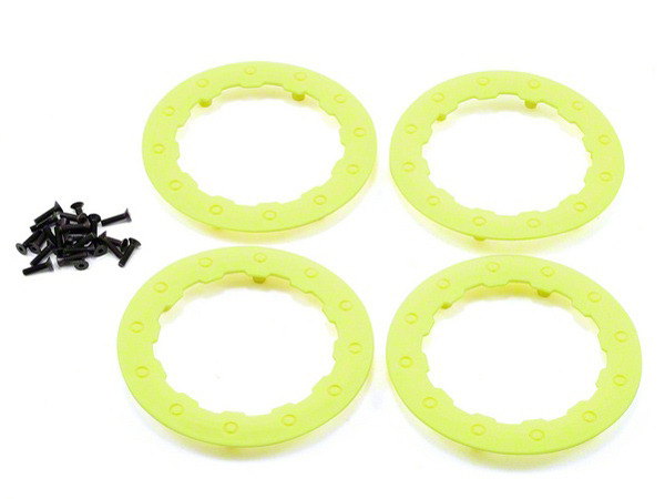 Team Losi Racing 22SCT Beadlock Ring with Screws (4) TLR7005