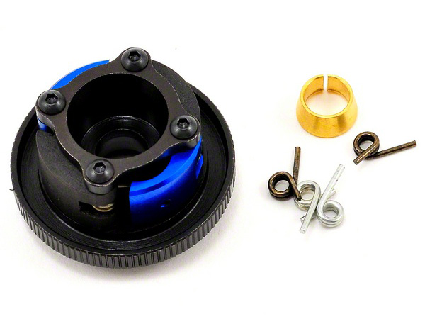 Team Losi Racing 8igth/8ightT Prebuilt 4 Shoe Steel Clutch TLR9102