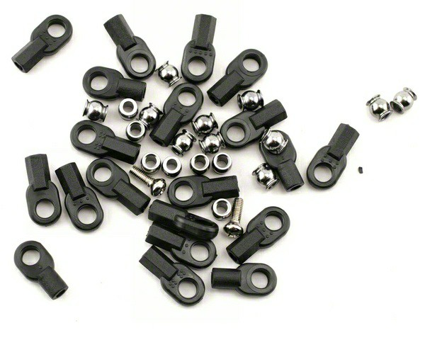 Traxxas Rod Ends (16 Long, 4 Short) 1942