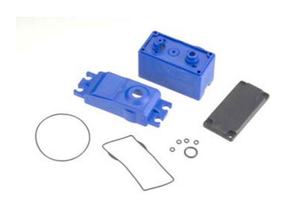 Traxxas Servo Case and Gaskets for 2056 2075 Servos 2074