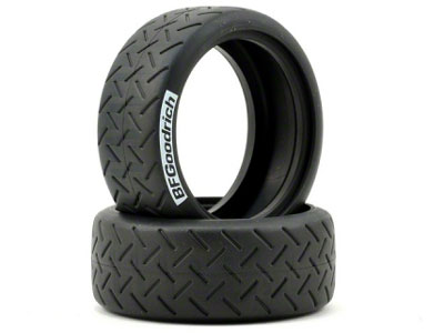 Traxxas BF Goodrich Rally Tires (2) 7370