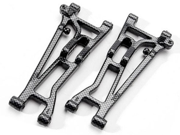 Traxxas Exo Carbon Suspension Arms - Front 5531G