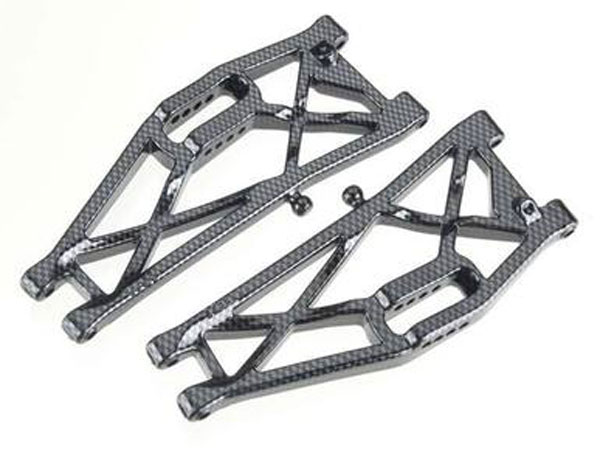 Traxxas Exo Carbon Suspension Arms Rear 5533G