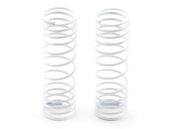 Traxxas Springs, Front (White) (Progressive Rate) (2) 5857