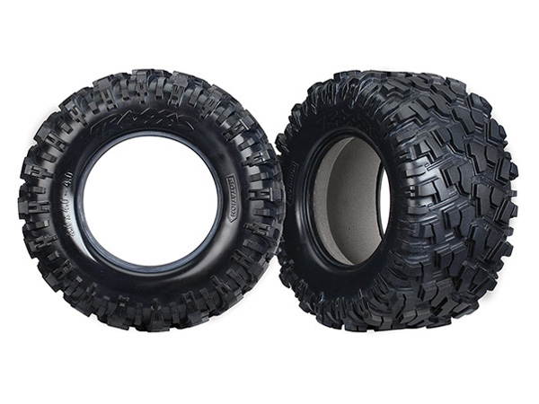 Traxxas AT Maxx Tyres with Foam Inserts (2) 7770