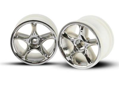 Traxxas Rear Wheel Bandit (Chrome) 2472