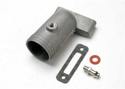 Traxxas Header Pipe 3150