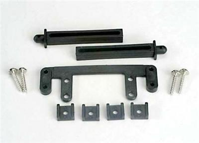 Traxxas Rear Body Mount with Posts (Rear) 4215