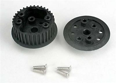 Traxxas Differential Cover And Screws 4881
