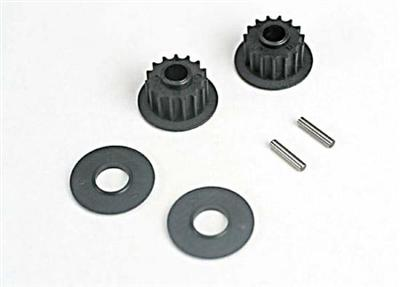 Traxxas 15 T Drive Pully And Pins 4896