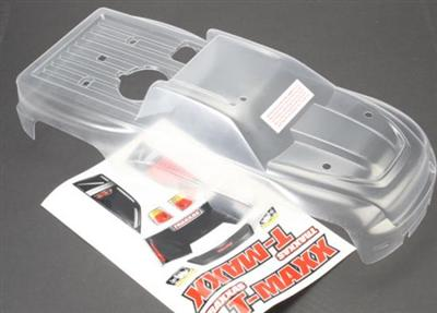 Traxxas T-Maxx 3.3 (Long) Clear Shell 4921