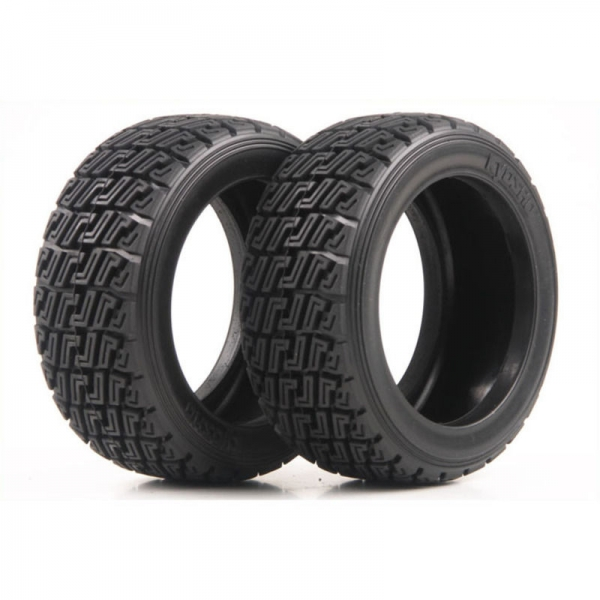 Image Of Kyosho DRX Rally Tyre (1pr)