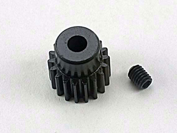Traxxas 18t Pinion Gear with Set Screw (48dp) 1918