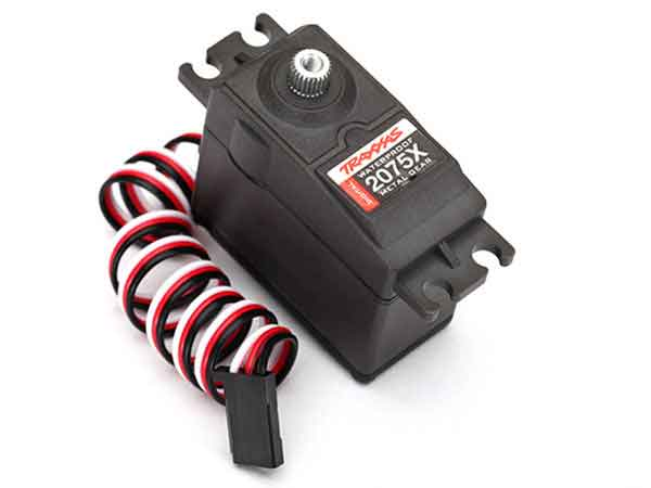 Traxxas Metal Geared High Torque Waterproof Servo 2075X